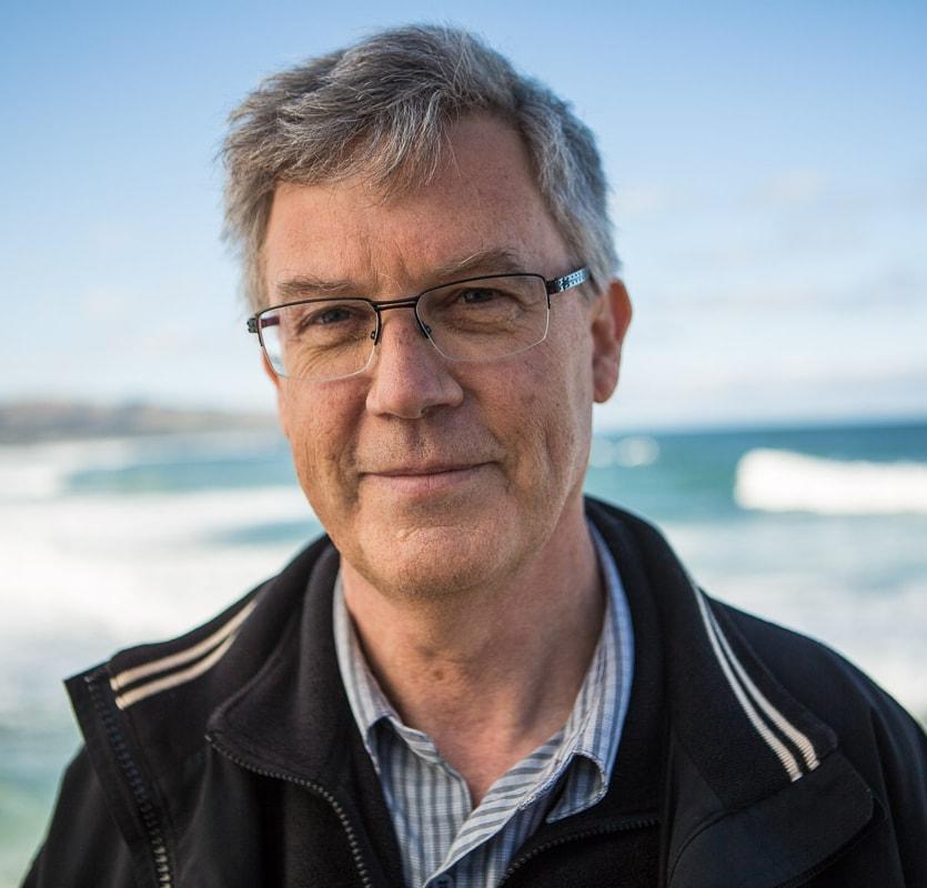 Ross Vennell, University of Otago New Zealand