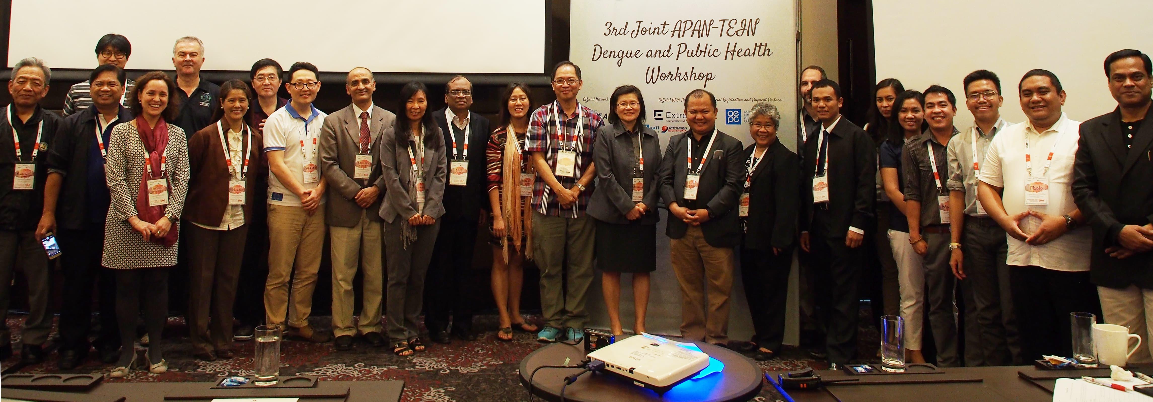 Dengue Fever Workshop APAN 2016