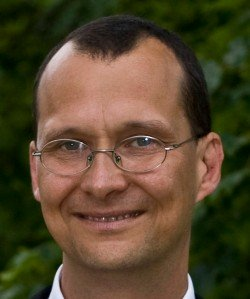 Holger Dettki, head of WRAM, the Umeå Center for Wireless Remote Animal Monitoring