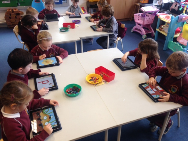 Many of Ireland's primary schools are connected to HEANet
