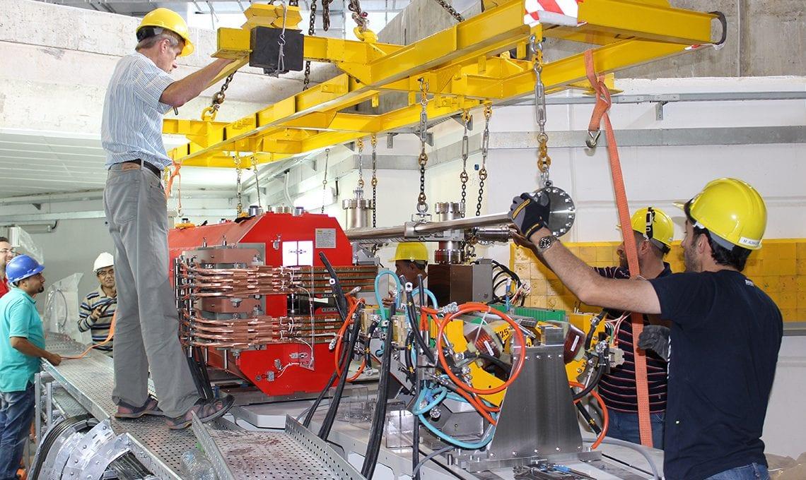 SESAME Synchrotron