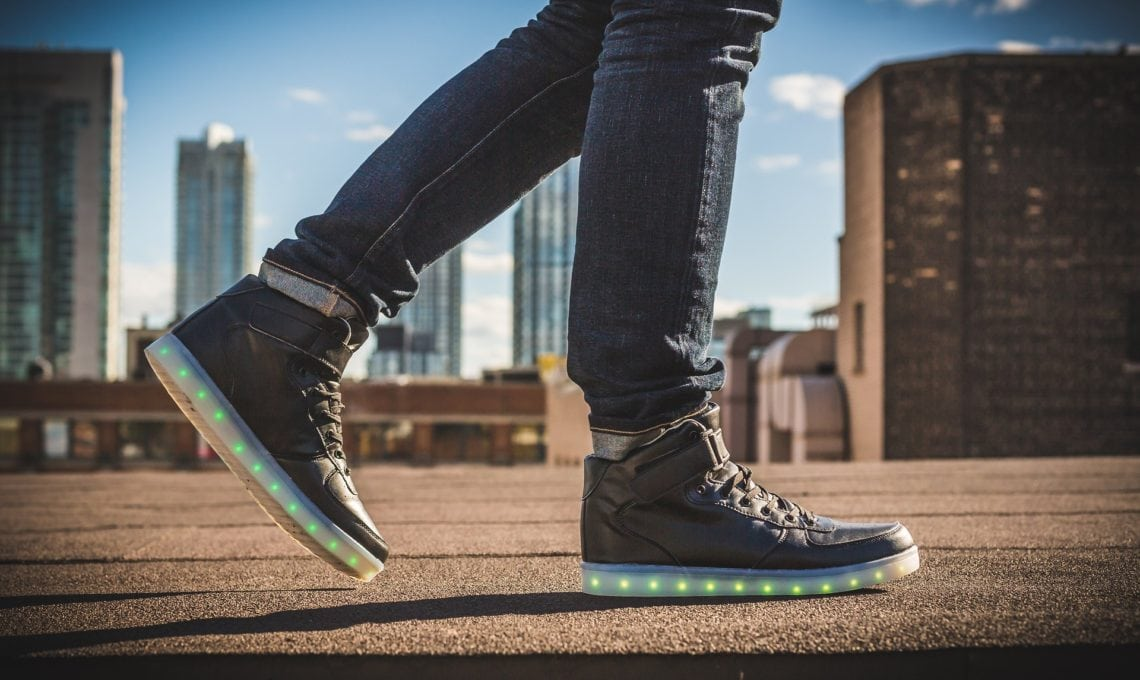 transporting files on foot - sneakernet