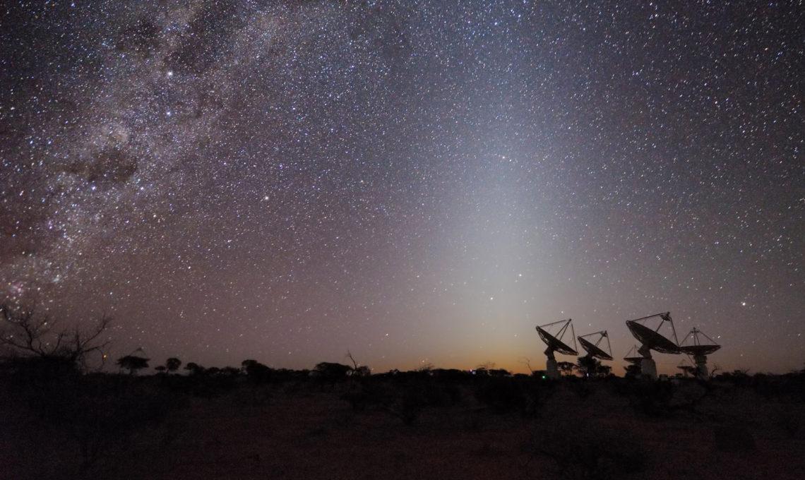 Australian Square Kilometre Array Pathfinder telescope