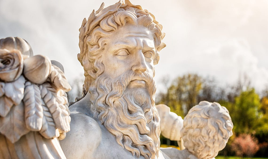 Zeus online voting system is named after Greek god Zeus