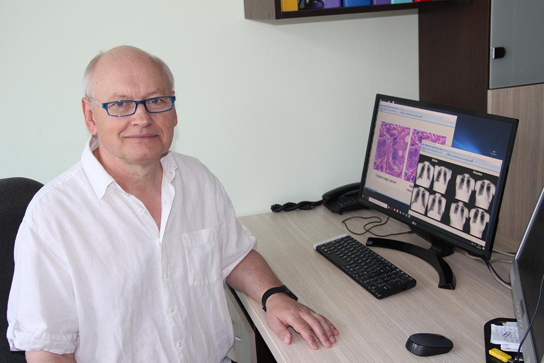 Dr Vassili Kovalev