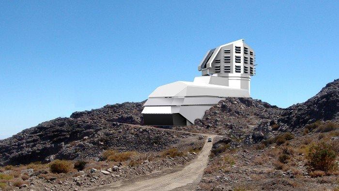 Large Synoptic Survey Telescope project
